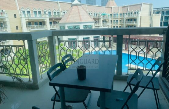 Well Maintained! Kitchen Equipped 1 Bedroom  in JVC