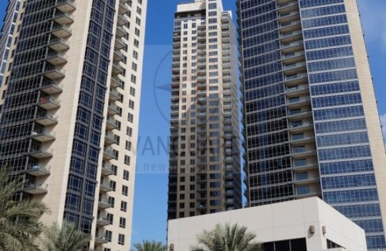 1 Bedroom for Rent with Burj Khalifa View in Southridge 1