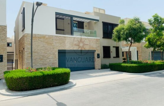 Luxurious 4 Bedroom Villa Mansion in MBR City Sobha Hartland