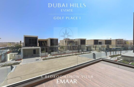 B2 contemporary style 6 bed villa for Sale in Golf Place
